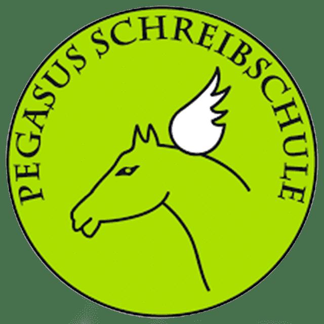 Pegasus Schreibschule Logo