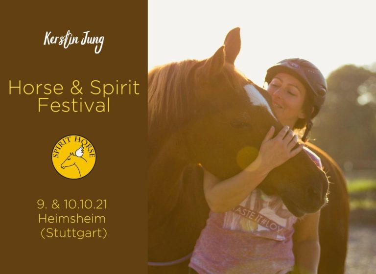 Kerstin Jung_Horse Spirit Festival Oktober 2021