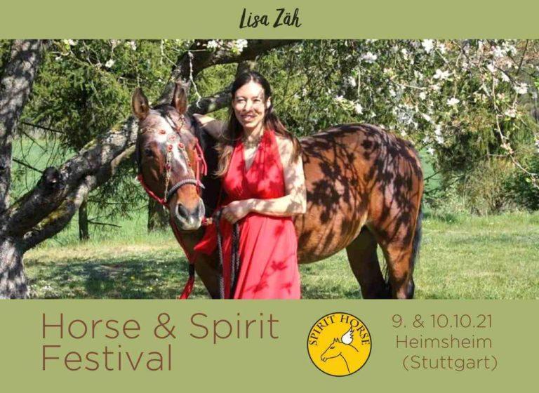 Lisa Zäh Horse & Spirit Festival 2021
