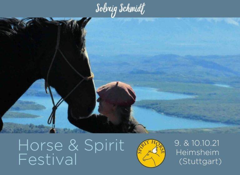 Solveig Schmidt Horse & Spirit Festival 2021