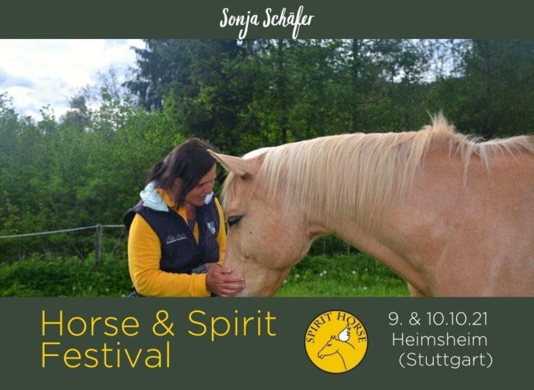 Sonja Schäfer Horse & Spirit Festival 2021