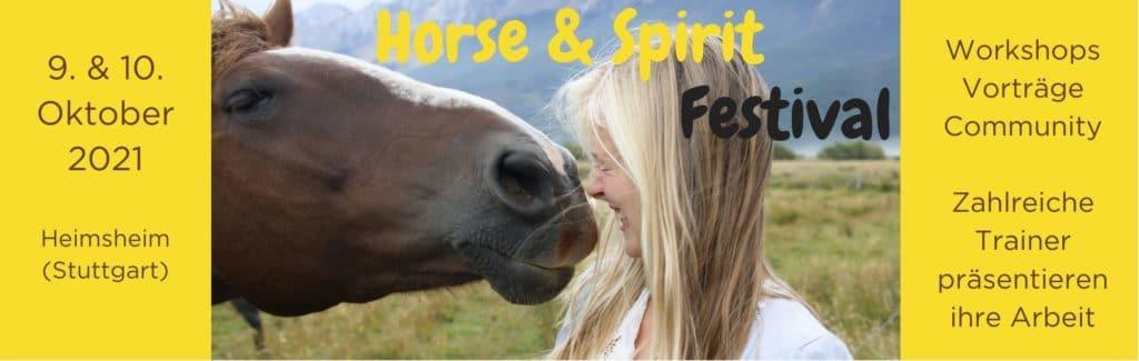 horse & spirit festival oktober 2021